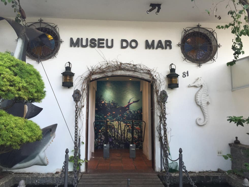 Finca en Museu do Mar
