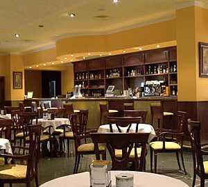 Restaurante en Iniesta