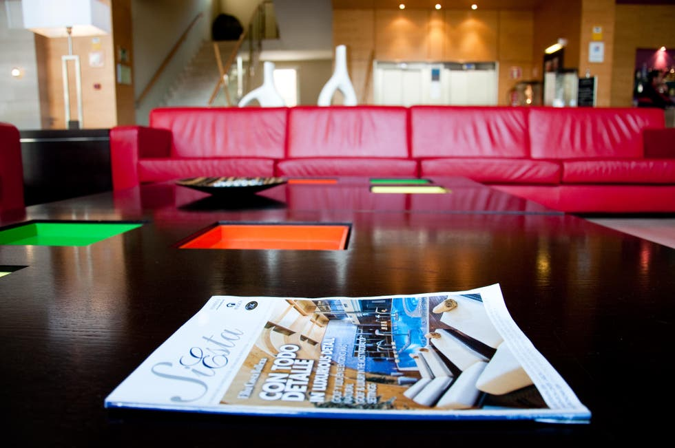 Photos de interior design elba almeria business for Design hotel elba