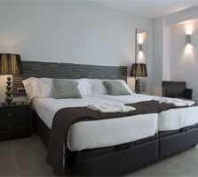 Somier en Hotel Spa Niwa