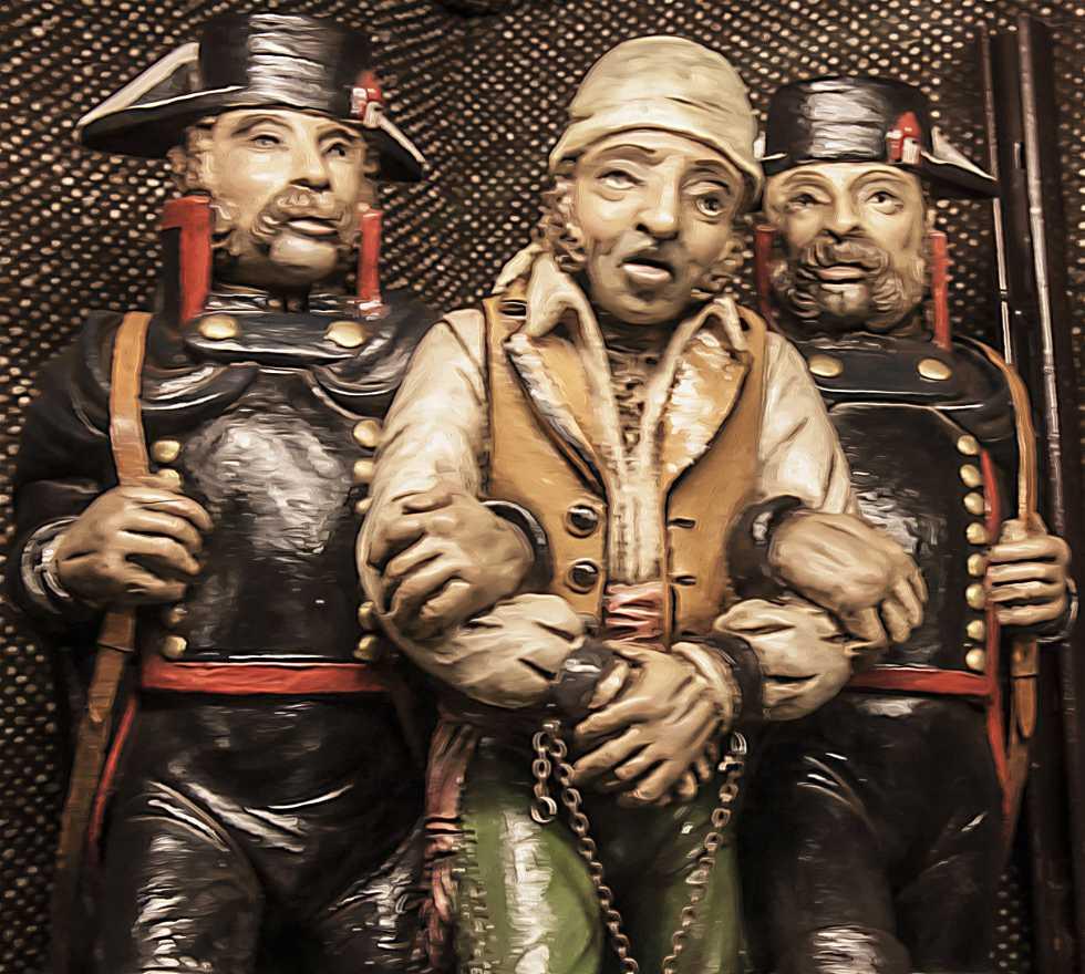 Personas en Museo del Bandolero