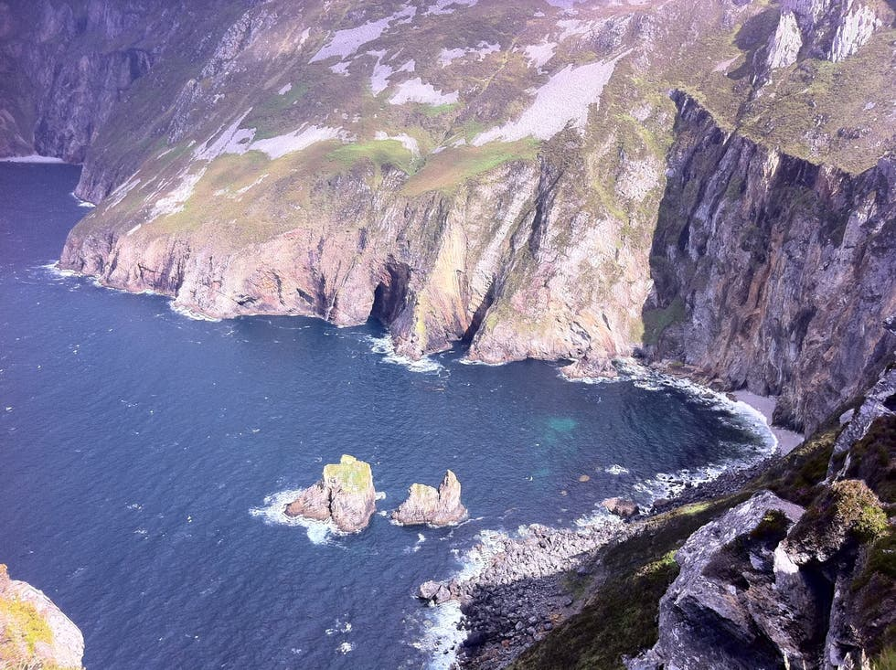 Acantilado en Slieve League