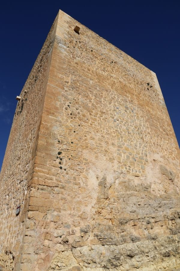 Ancient History in La Torre Blanca