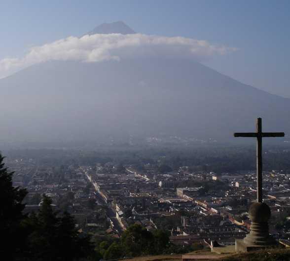 Cielo en Cerro de la Cruz