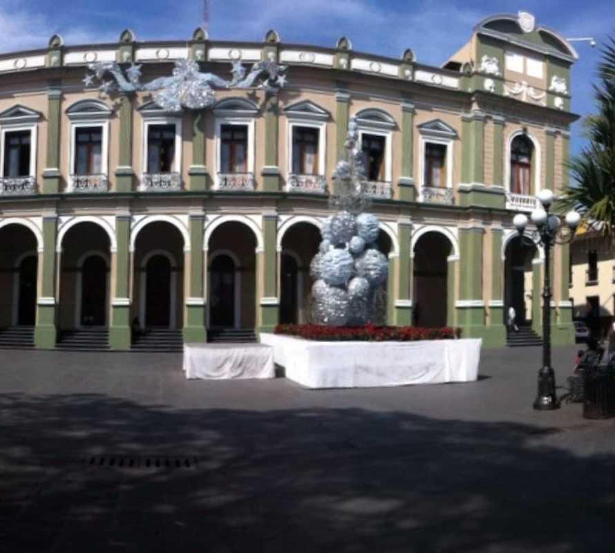 Palacio en Catedral de la Inmaculada Concepción