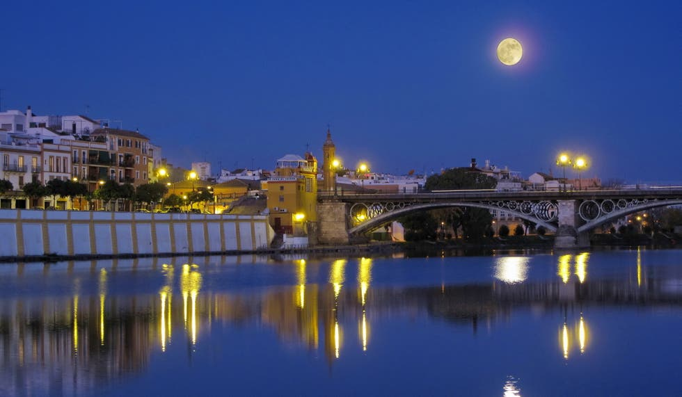 Skyline in Seville