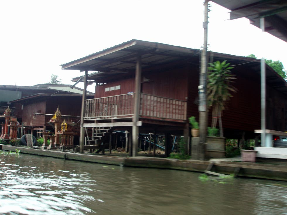 Resort en Paseo por los Khlongs