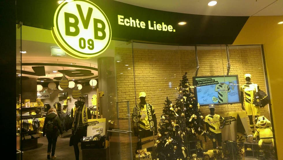Retail Store in Dortmund