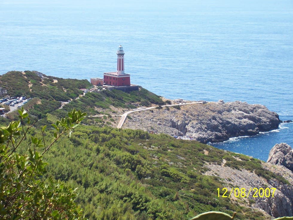 Mar en Fortini Coastal Walk