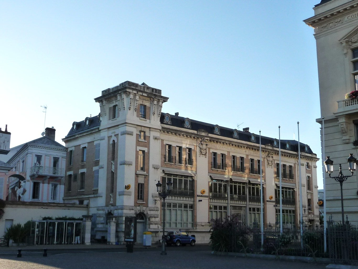 City in Tarbes