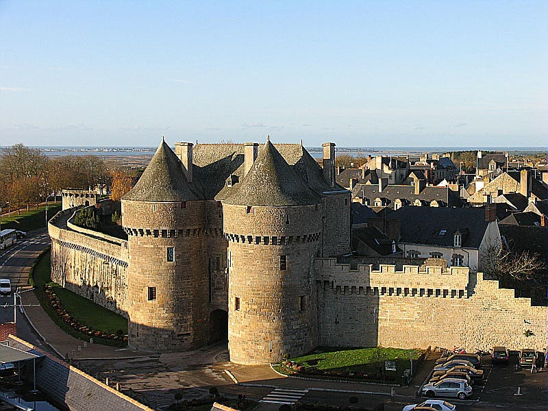 Ancient History in Guérande