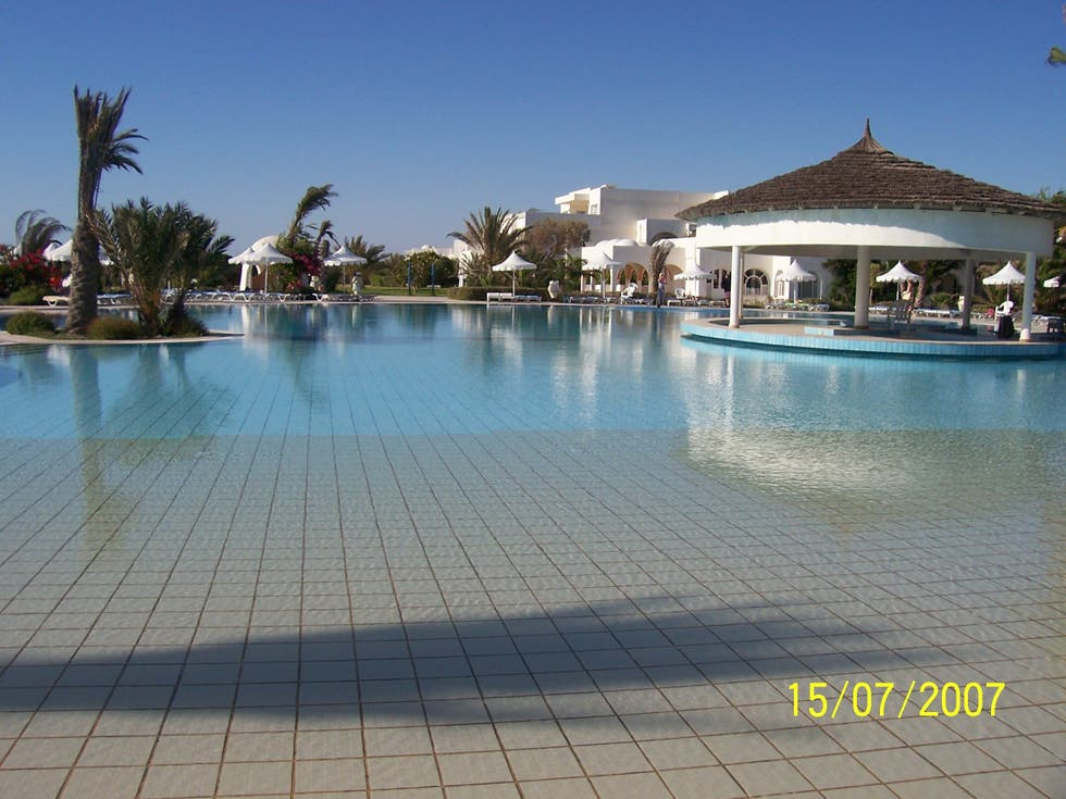 Mar en Hotel Going Villaggio Iliade