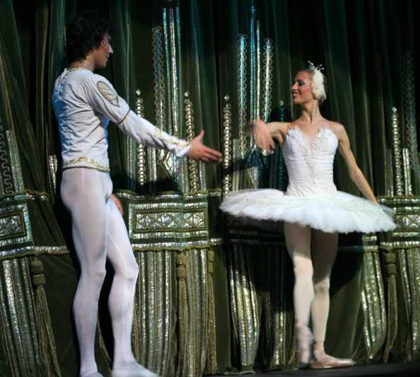 Vestido en Teatro Bolshoi