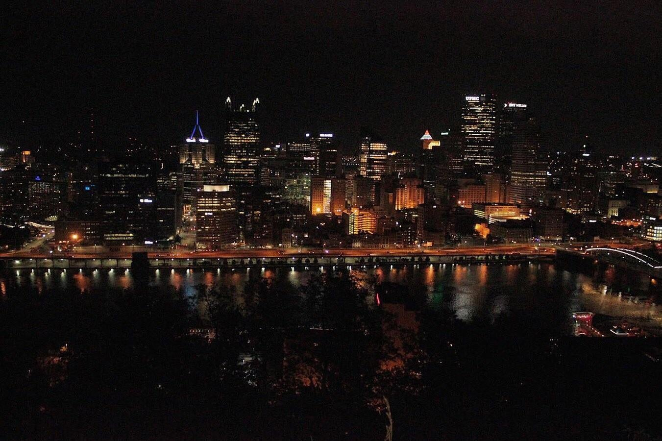 Skyline en Pittsburgh