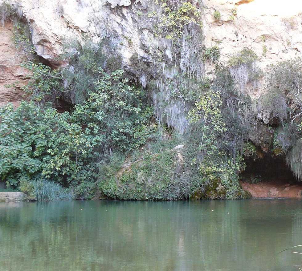 Agua en Yátova
