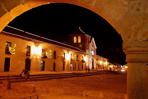 Arch in Boyacá