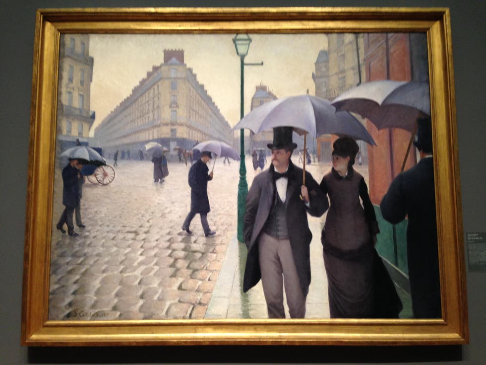 Pittura a The Art Institute of Chicago