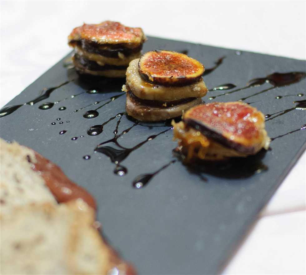 Photos de restaurant la quinta justa galerie photos for Petit four cuisine