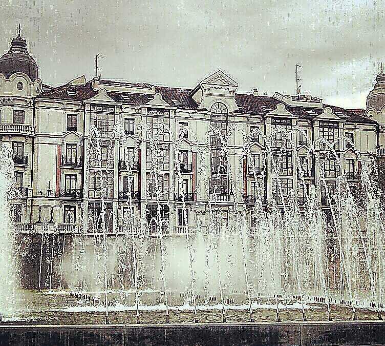 Canal en Plaza de Zorrilla