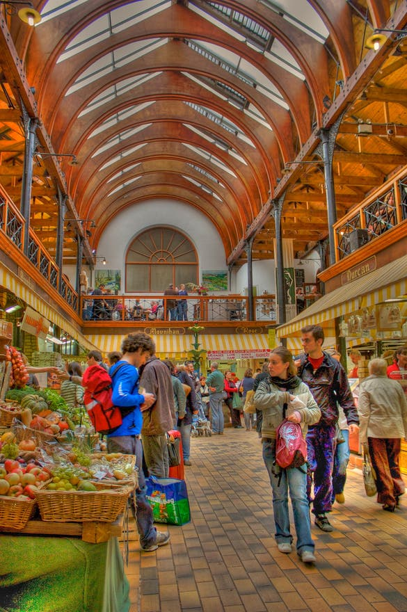 Turismo en Cork English Market