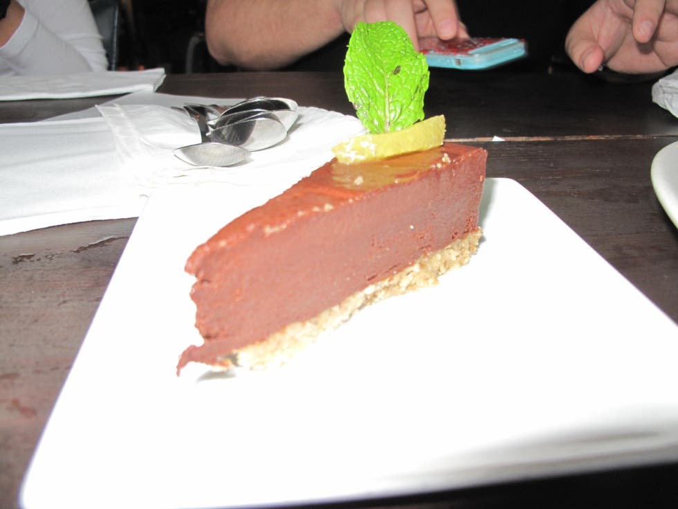 Postre en R House Wynwood
