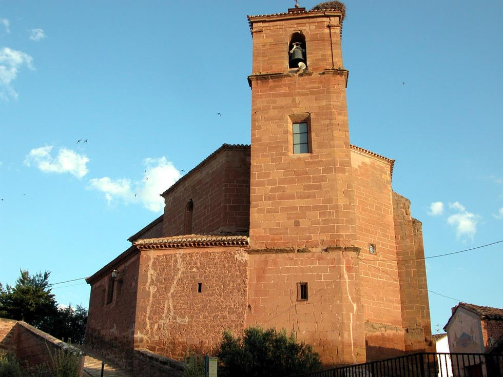 Tower in Azofra