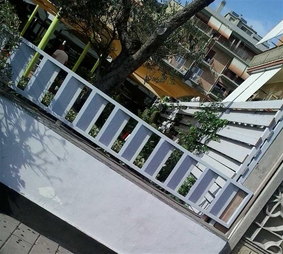 Plaza en Osteria Toscanelli