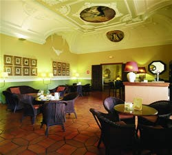 Sala en Restaurante Parador de Cuenca