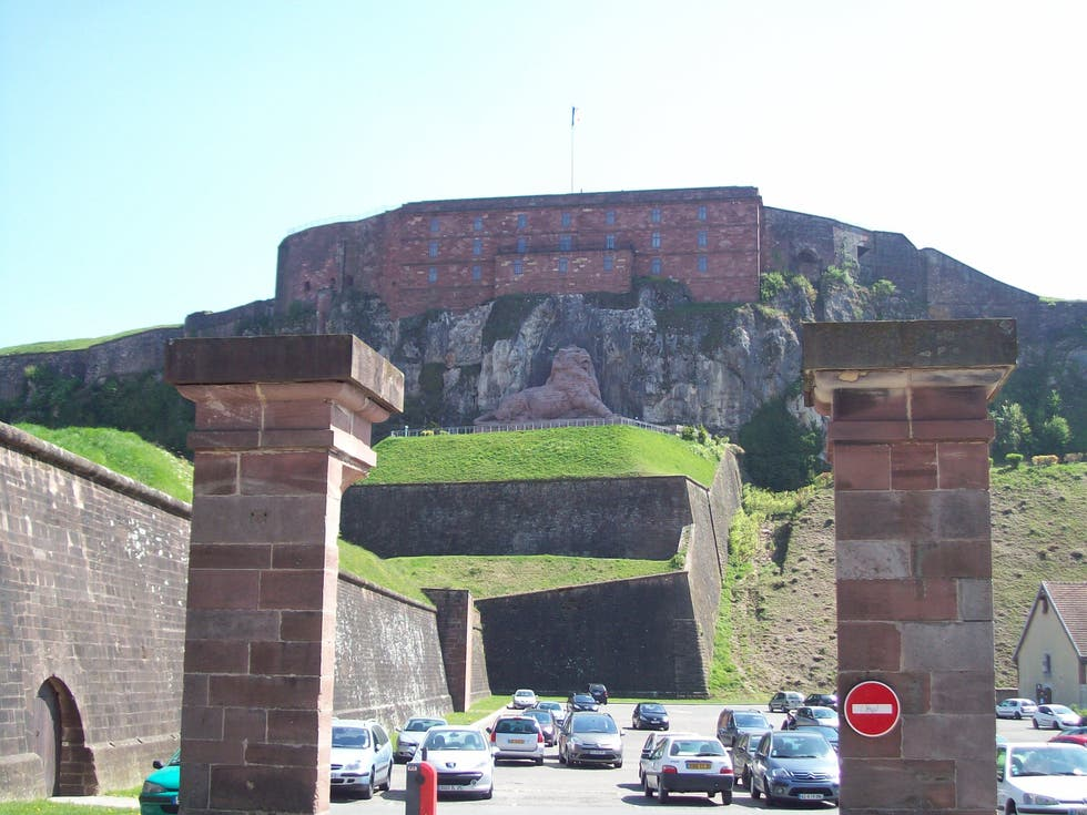 Fortification in Belfort