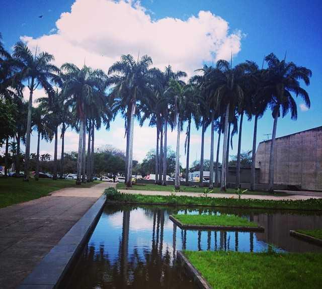 Finca en MAM - Museu de Arte Moderna do Rio de Janeiro