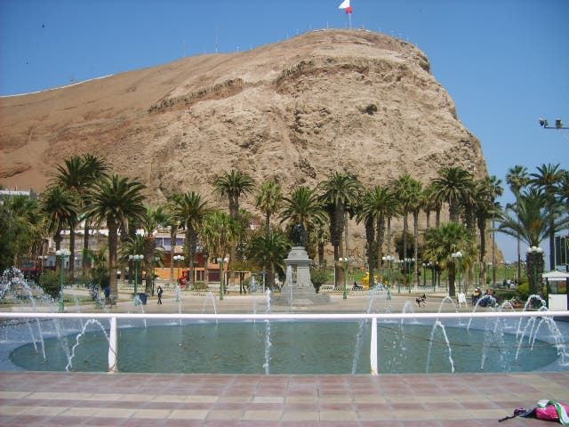 Vacation in Arica