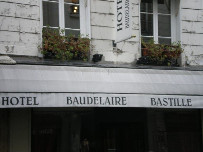 Photos de reflet hotel baudelaire bastille paris 8496 for Fenetre bastille