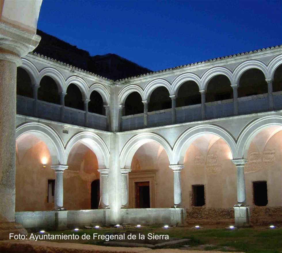 Arquitectura en Conjunto Histórico de Fregenal de la Sierra