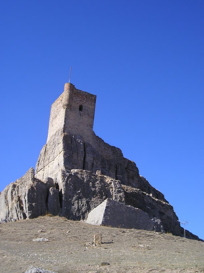 Fortification in Atienza