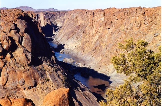 Landscape in Northern Cape