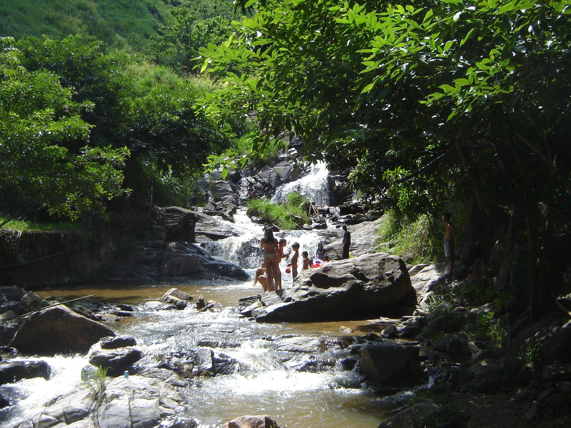 Water in Miguel Pereira