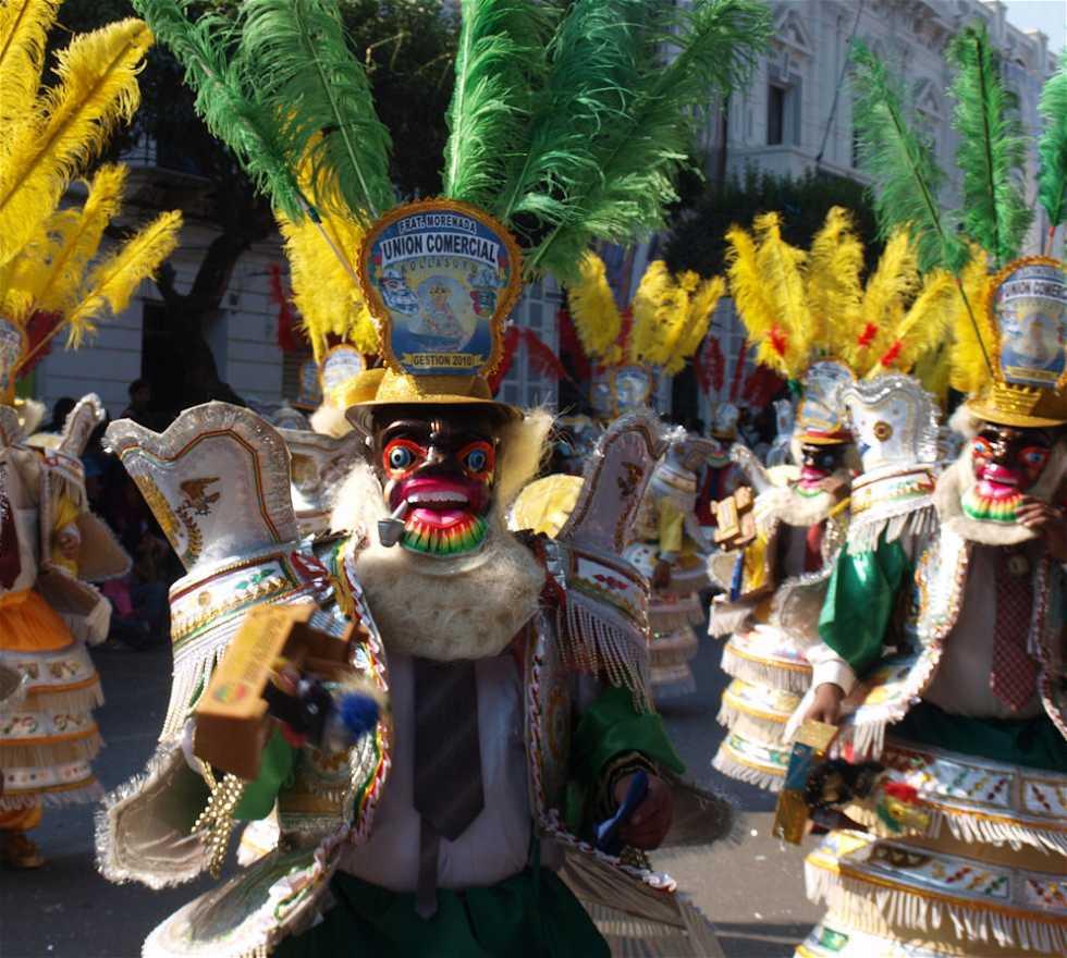 Festival en Sucre