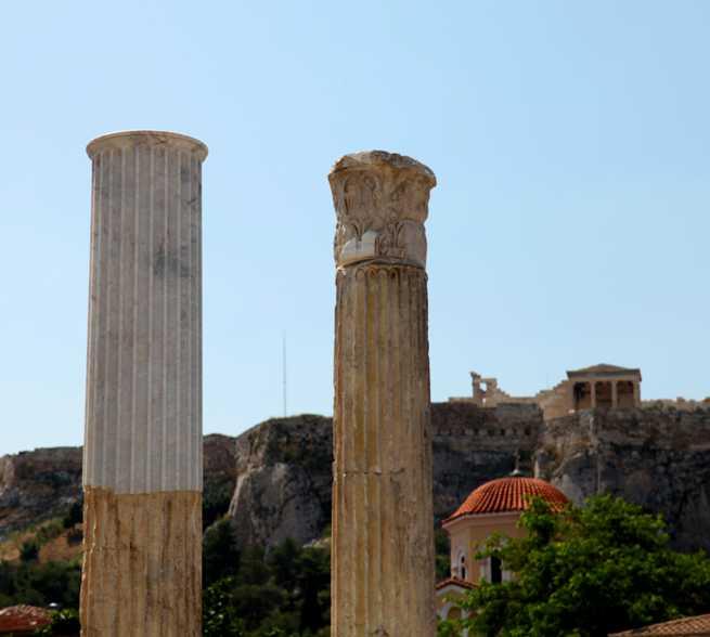 Historia antigua en Biblioteca Hadrian