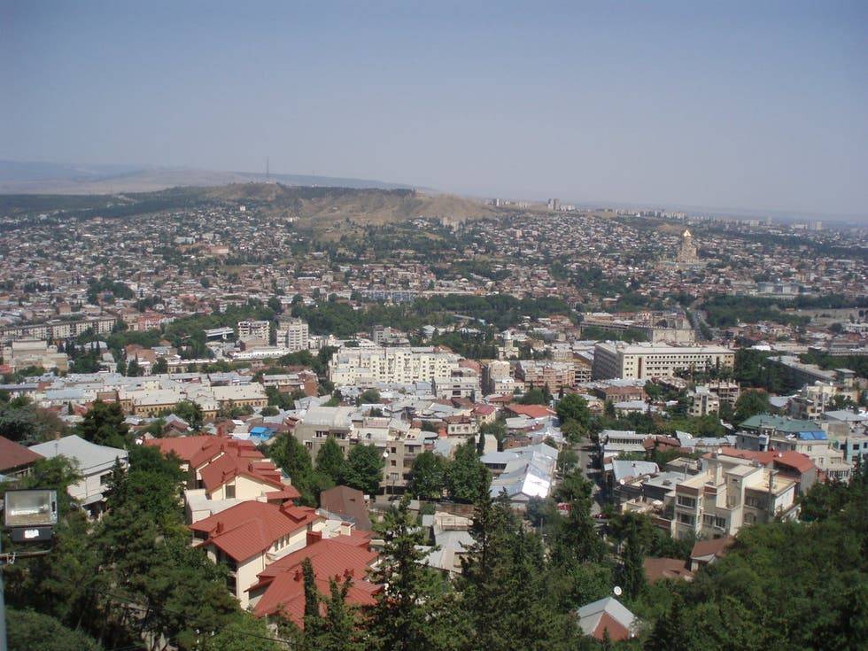 Town in Tbilisi