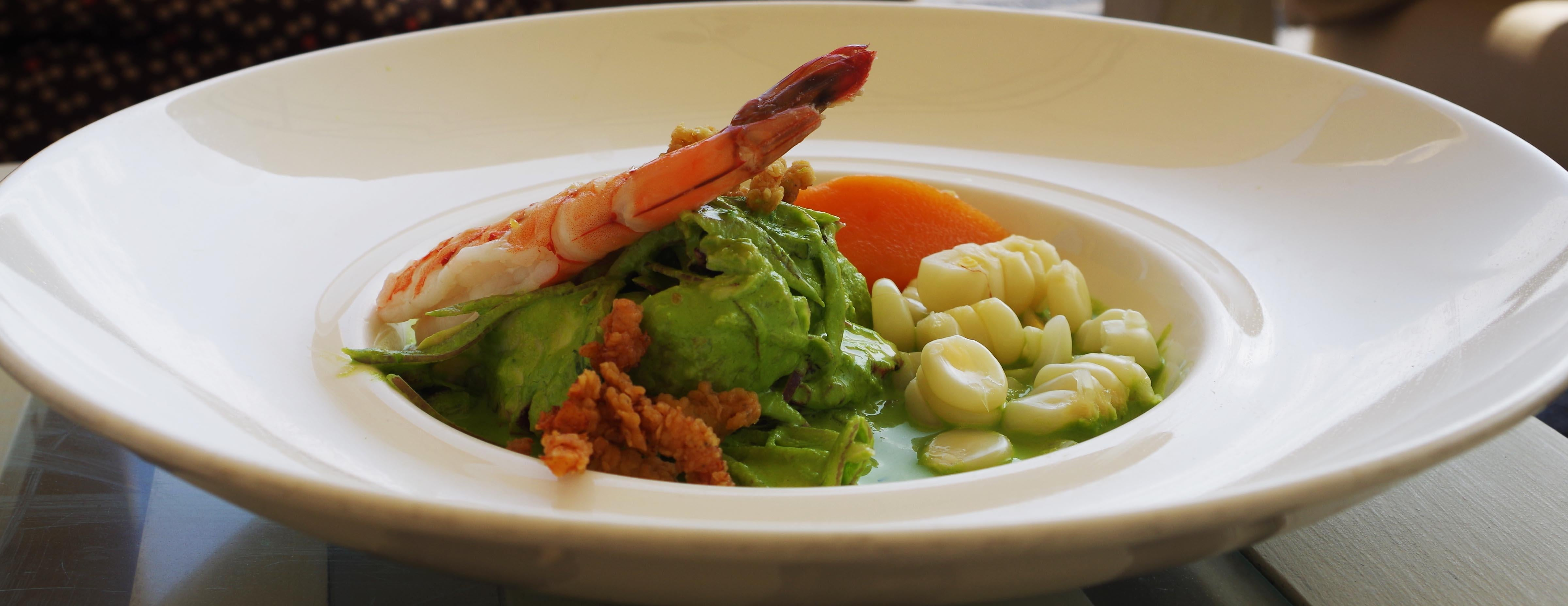 Food in Lima