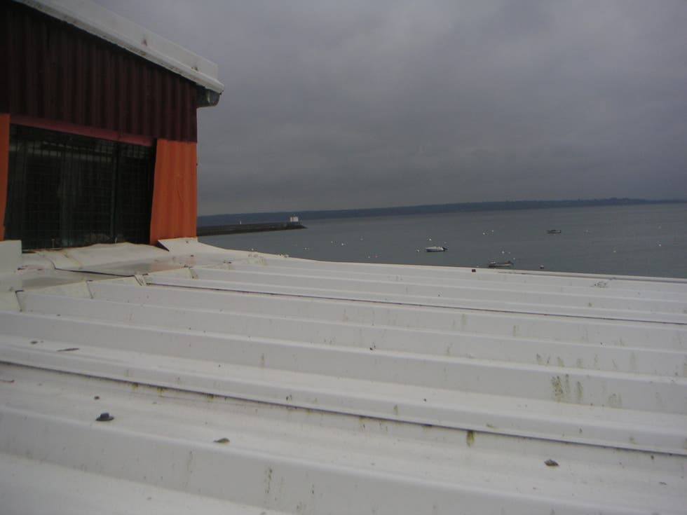 Roof in Brest