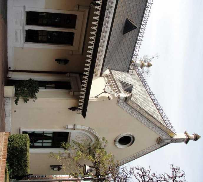 Arquitectura en Estación San Isidro