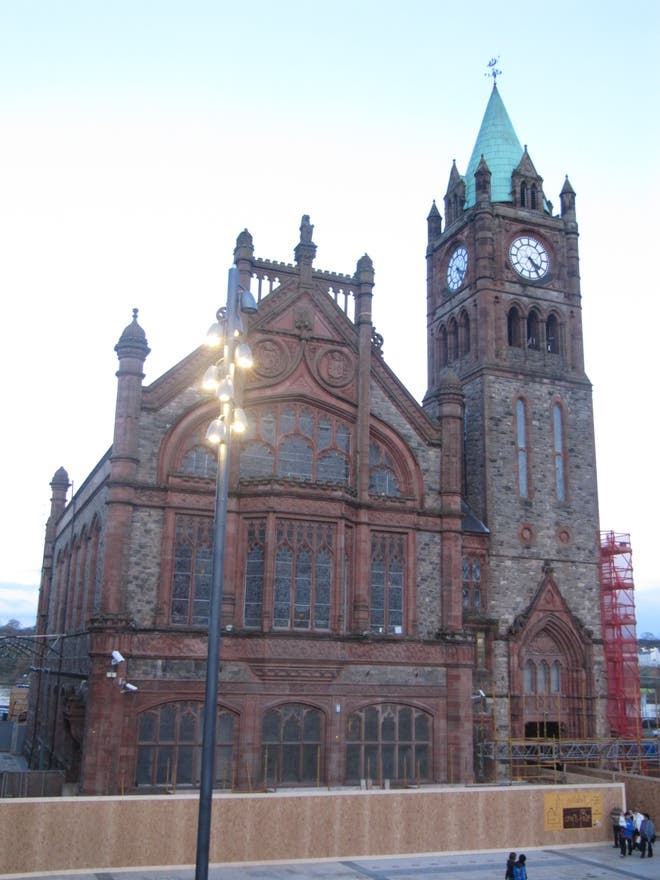 Church in Londonderry
