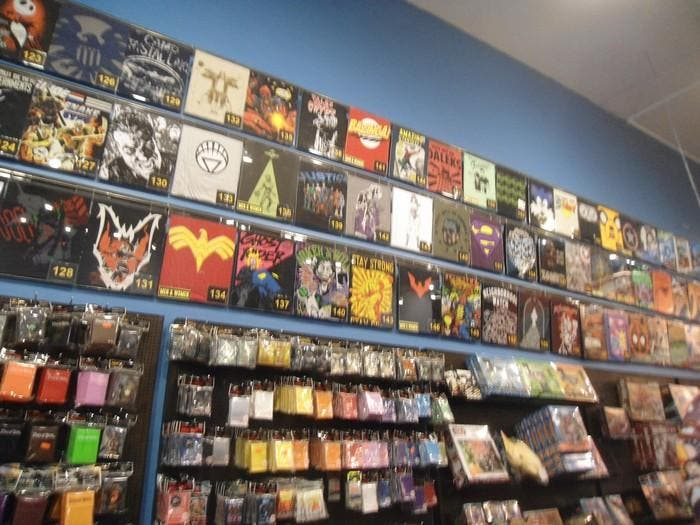 Cultivo en Forbidden Planet