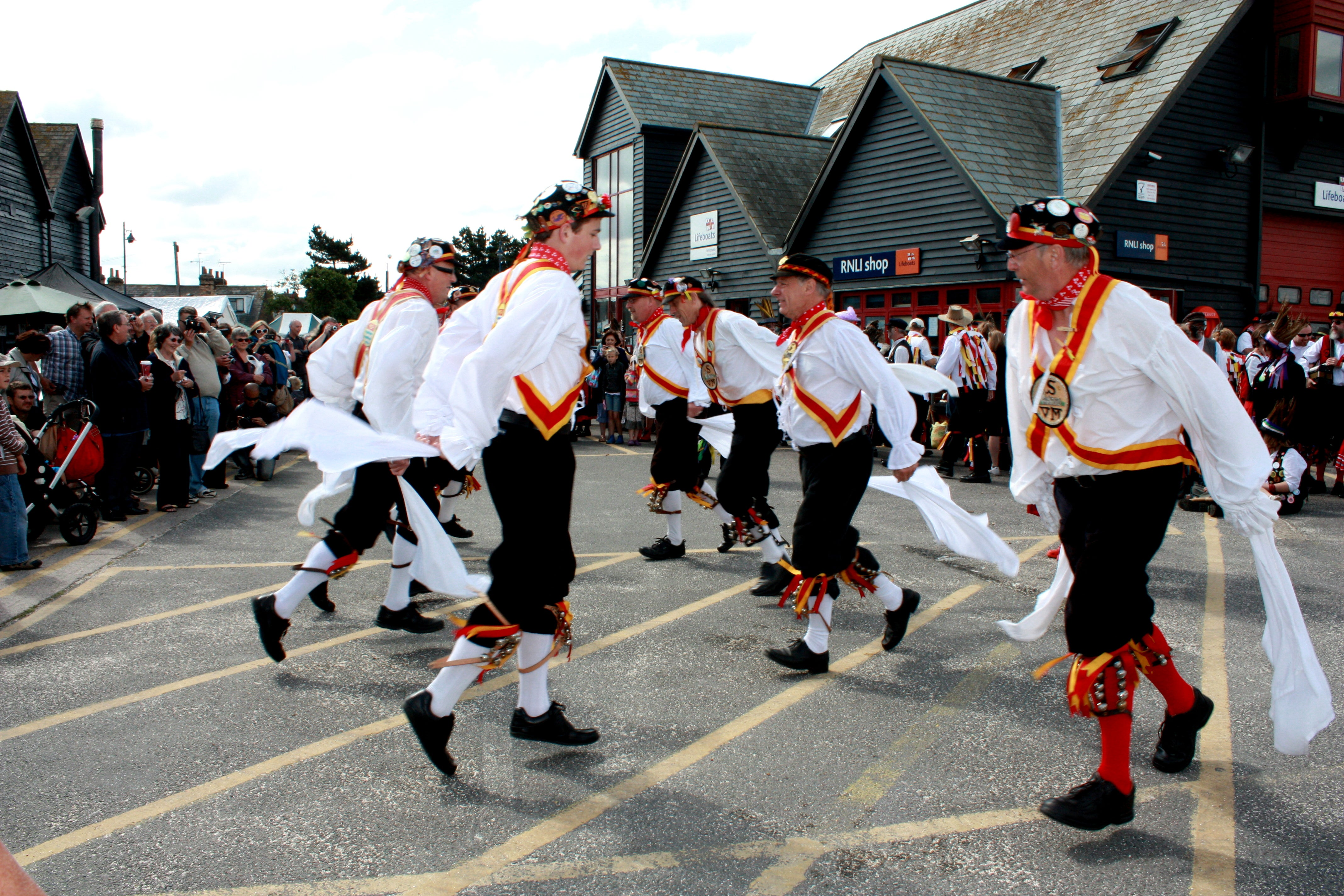 photos of whitstable oyster festival   images