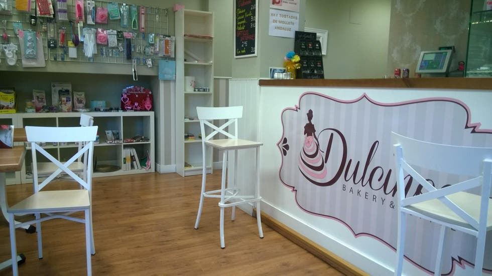Sala en Dulcinea Bakery & Coffee