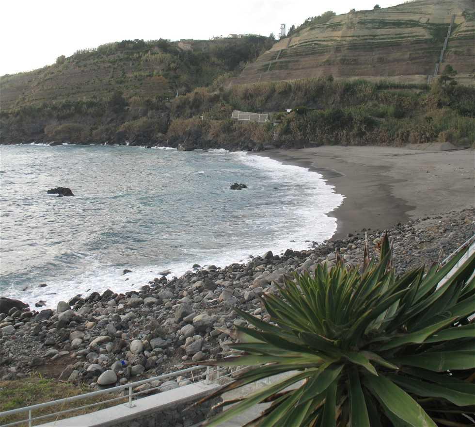 Mar en Playa Agua d´Alto