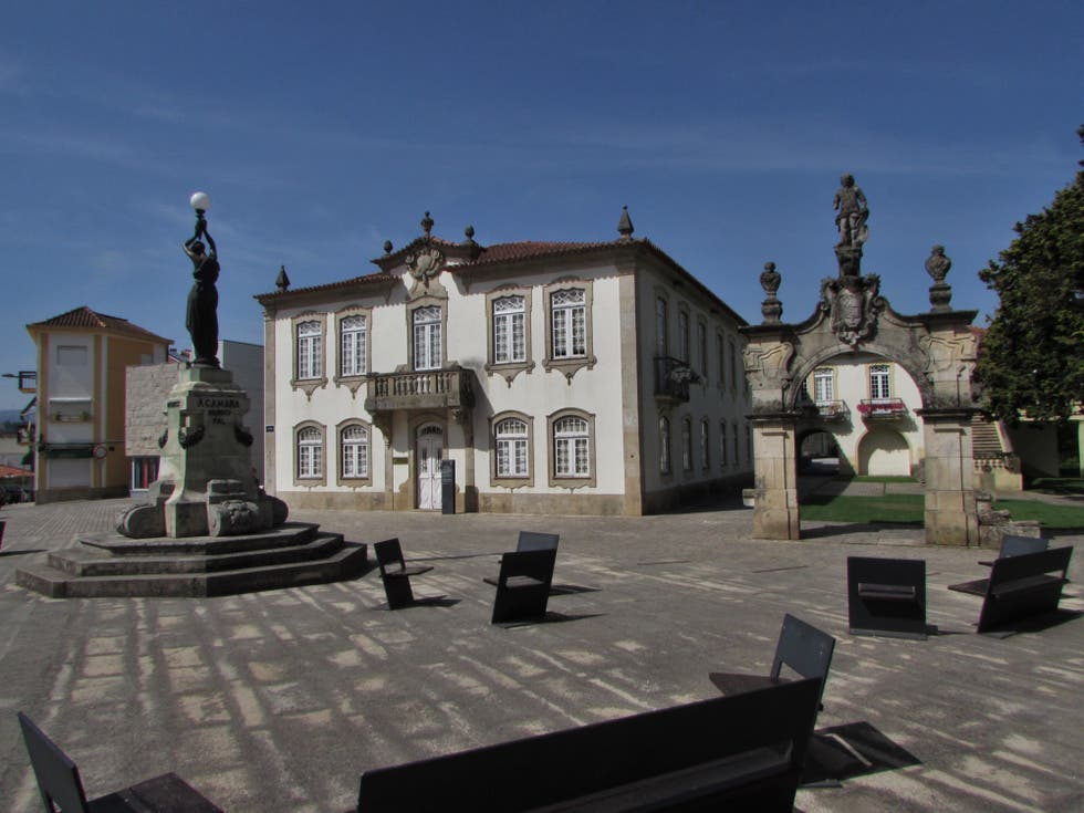 Emblemático en Largo do Conde de Vila Real