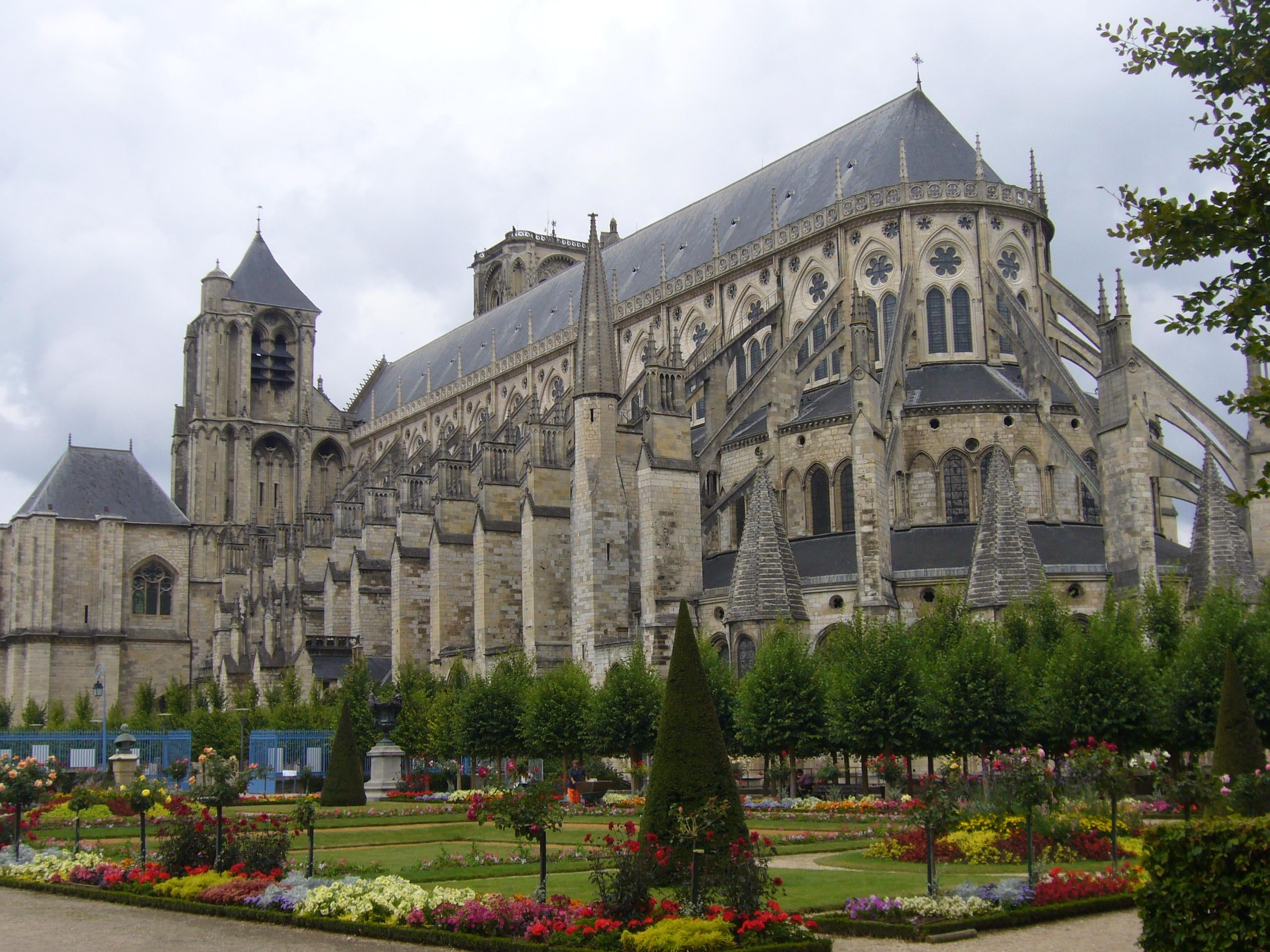 Palace in Bourges