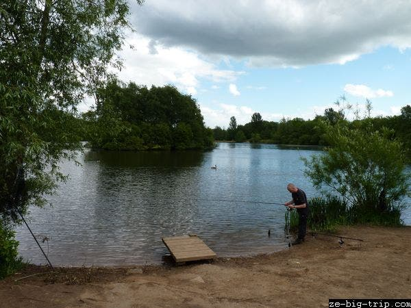 Canale a Chorlton Water Park